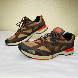 The North Face Mens Size 11 US Trail Hiking Shoes
